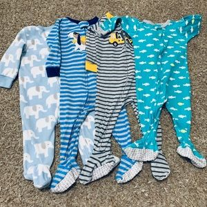 12 pieces carters baby clothes bundle